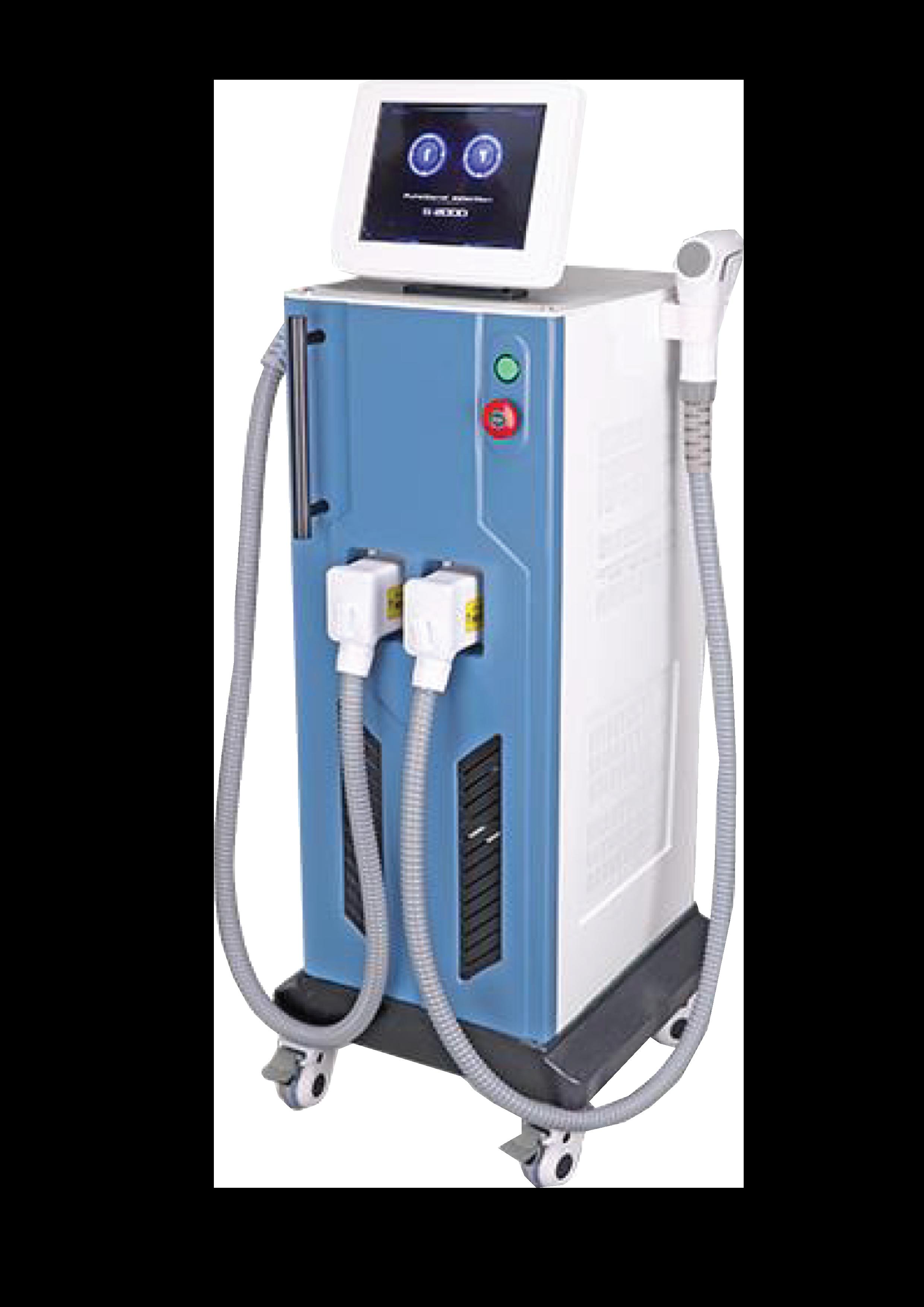Diode & ND Yag laser Machine