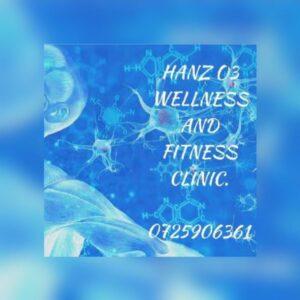 Hanz o3 wellness & Fitness clinic