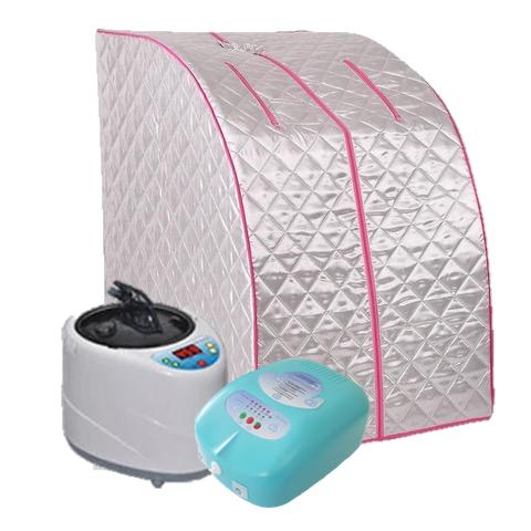 Portable Steamer and Sauna